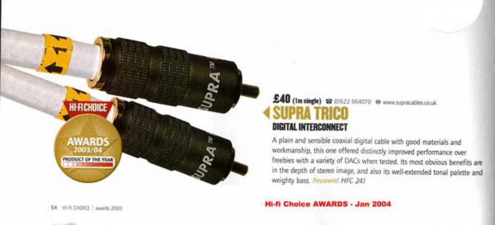 Supra Trico MP-RCA